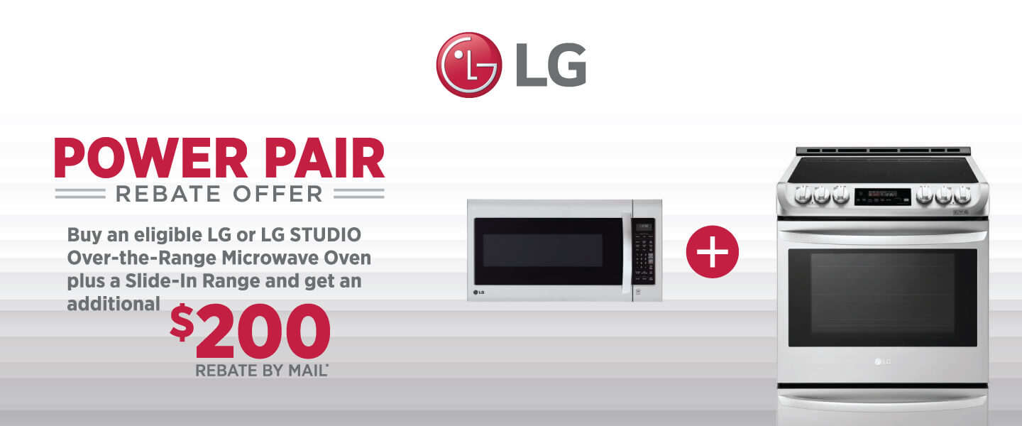 LG Power Pair July 2020